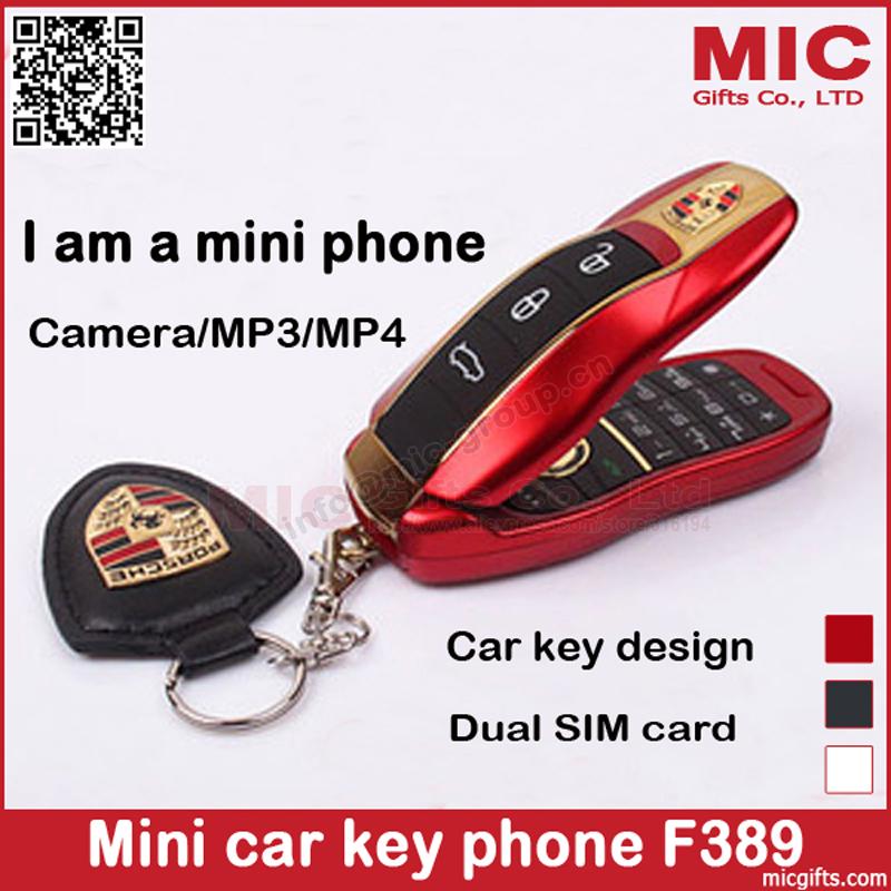 2014 MP3/MP4 Dual SIM Cards Quad-bands Flip Luxury Small Mini Sport Cool