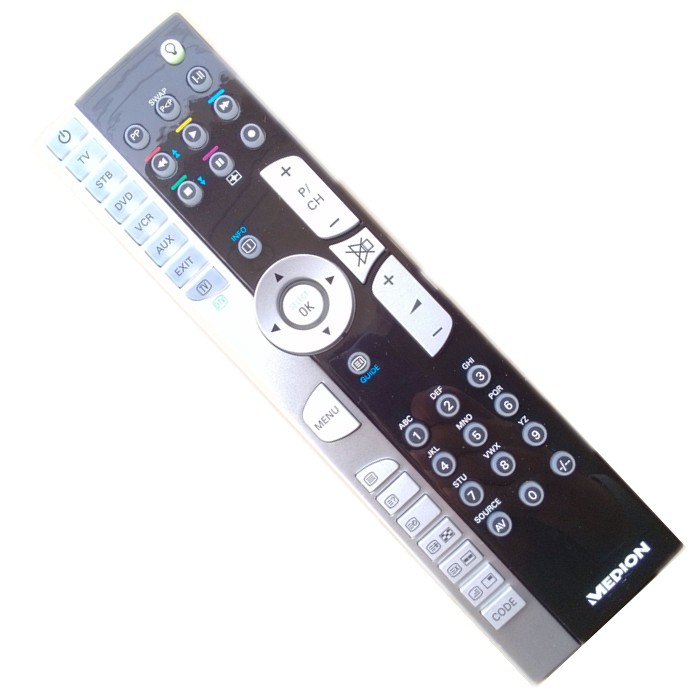 R03/LR03 MS:40034798 Remote Control FOR LCD-TV MEDION<br><br>Aliexpress