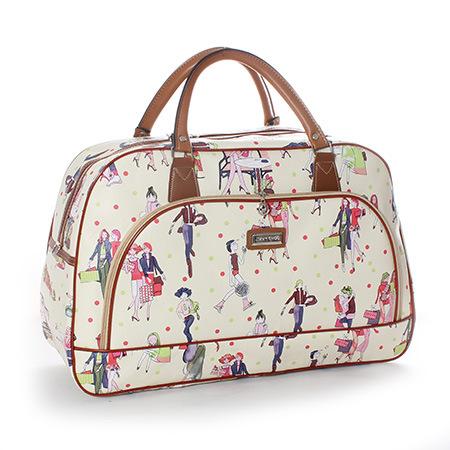 2016 Travel packages Large Capacity Women Luggage Travel Bags Canvas Outdoor Hiking Sport Bag Trip Waterproof bolsas de viaje(China (Mainland))