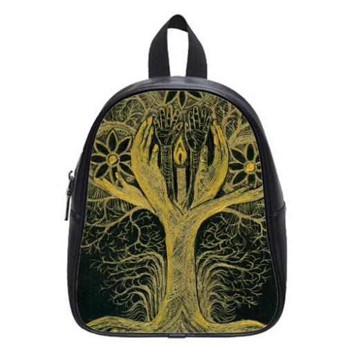 Здесь можно купить  Tree of Life Backpacks Customized Children Gift Travel  Backpack Student/ Teenagers/School Bag Free shipping 0050  Камера и Сумки