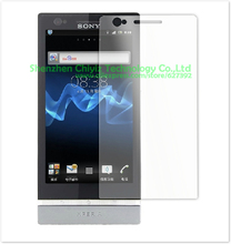 2 x High Quality Clear Glossy Screen Protector Film Guard Cover For Sony Xperia P LT22 LT22i Sony Nyphon