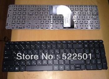 brand new original Russian for Hp Pavilion dv7 dv7-7000 dv7-7100 dv7-7200 dv7t-7000  notebook laptop keyboard free shipping