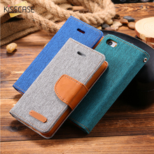 KISSCASE Book Flip Cloth Skin Full Protective Case For iPhone 5S SE 5 5G Card Slot Wallet Holster Leather Cover For iPhone 5 5S(China (Mainland))