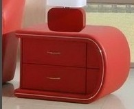 Nightstand,bed side table,can do many colors ,factory directly sale