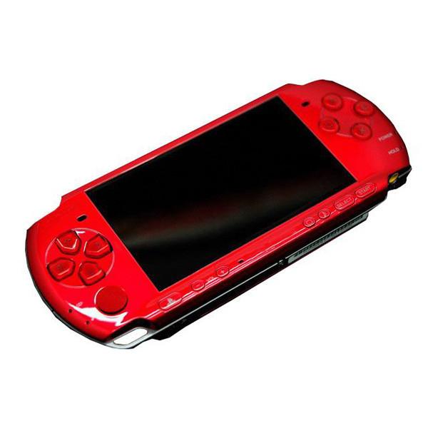 popular sony psp red