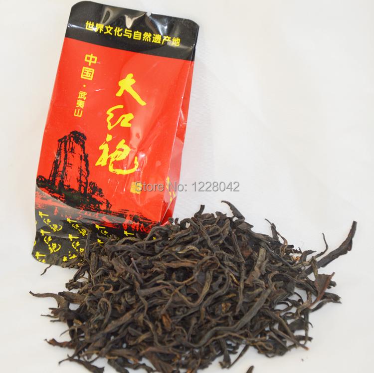 10 small bags 70g dahongpao tea BLACK TEA Chinese Da Hong Pao oolong tea health care of the original gift tea free shipping(China (Mainland))