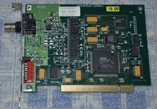 Contemporary controls pci20-cxb arvnet network card