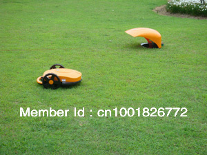 Robot Lawn Mower With Li-ion Battery