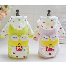 Buy 2016 Cute Leisure Autumn Winter Dog Clothes Pet Clothing XXL Pink Dogs Coat Jackets Pets Sweater Small Dog's Costume for $6.18 in AliExpress store