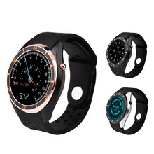 Buy I3 Smart Watch MTK6580 Android 5.1 OS Silicone Wristband SIM Card Support 3G wifi GPS Browser Google play Heart Rate Monitoring for $111.36 in AliExpress store
