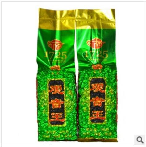 Promotion 500g top grade Chinese Anxi Tieguanyin tea oolong China tie guan yin Tikuanyin health care organic bags - Dream YH TEA store