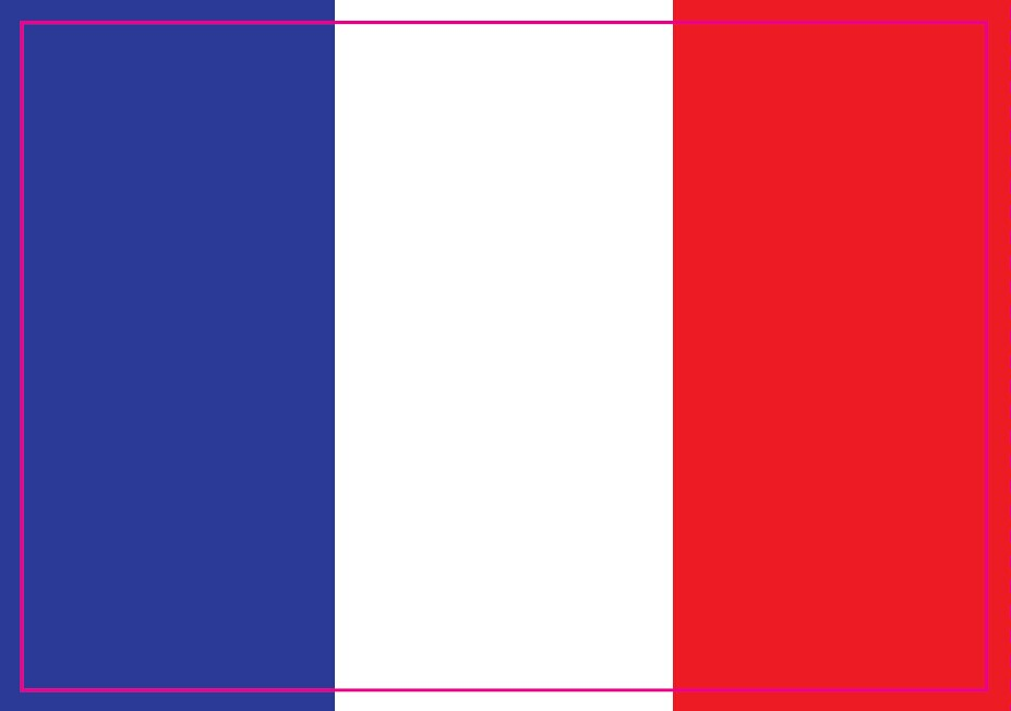 Metal Wrapped Magnets Free Shipping,French Flag Wrapped Fridge Magnet 5695 Rigid Metal Souvenir(China (Mainland))