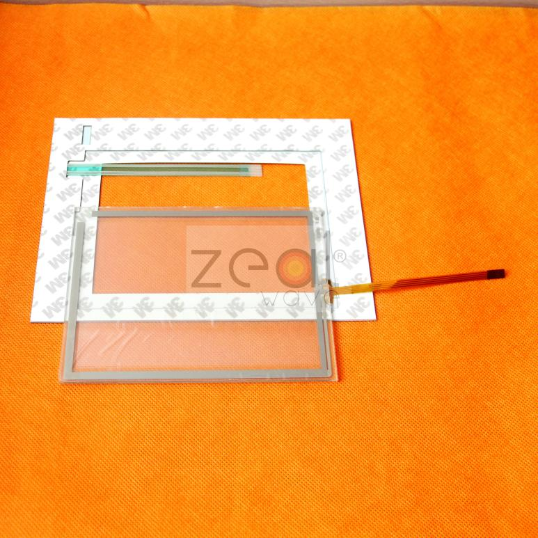 5pcs Free Shipping Replacement Touch Screen Panel + Protective Film For KTP600 6AV6647-0AC11-3AX0<br>