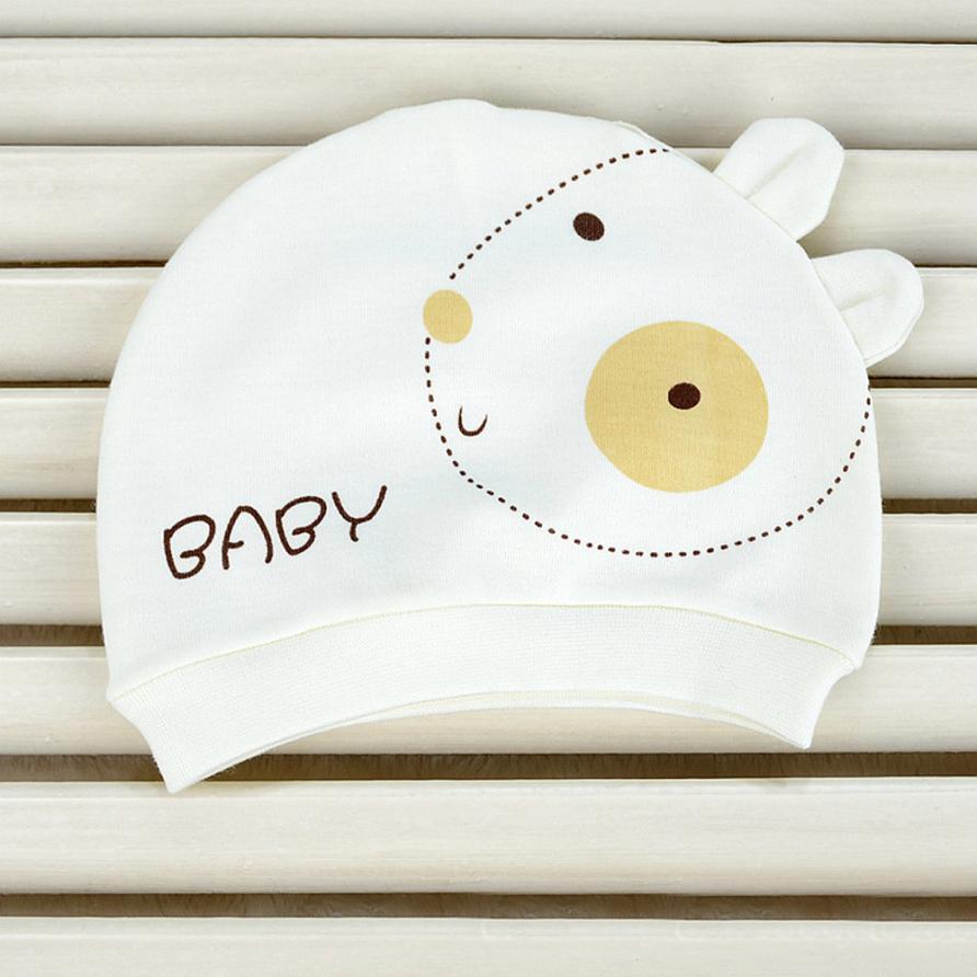 Hot Selling Fashion Baby Boys Girls Hat 3 Colors Children Cap Autumn Baby Hat Warm Cotton Toddler Beanie Cap Kids Girl Boy Hats(China (Mainland))