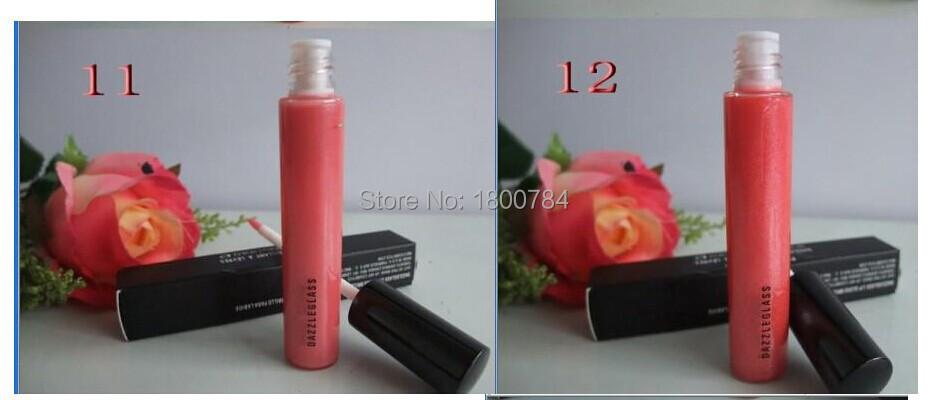 2015 Brand makeup lipgloss 300PCS/LOT Hot Selling 15 Colors Makeup Lip gloss 1.92g with English name Free Shipping(China (Mainland))