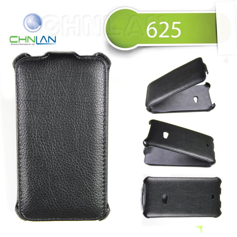 CHNLAN Flip Case Nokia Lumia 625 PU Leather Cover Microsoft 625H Funda Capa Coque - GROUP Co.,LTD store