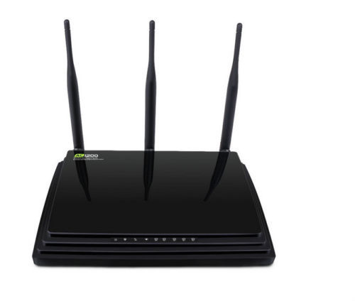 New 802.11 AC1200Mbps WiFi Router Dual Band Wireless Router 5G Wireless Router 4*Gigabit Lan Ports 1*Wan Ports 2*USB Share Ports(China (Mainland))