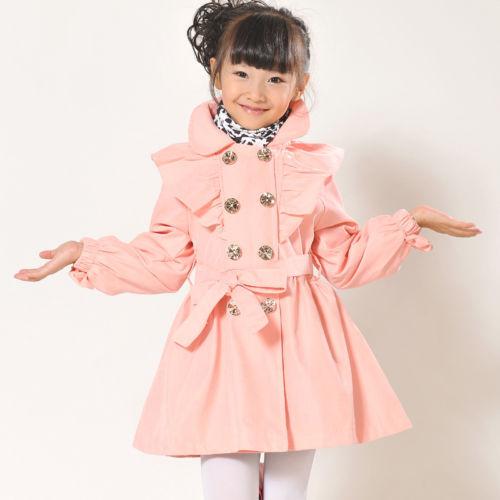 Пальто для девочек GL Brand Baby FF15322 детские товары по уходу за ребенком gl baby baby