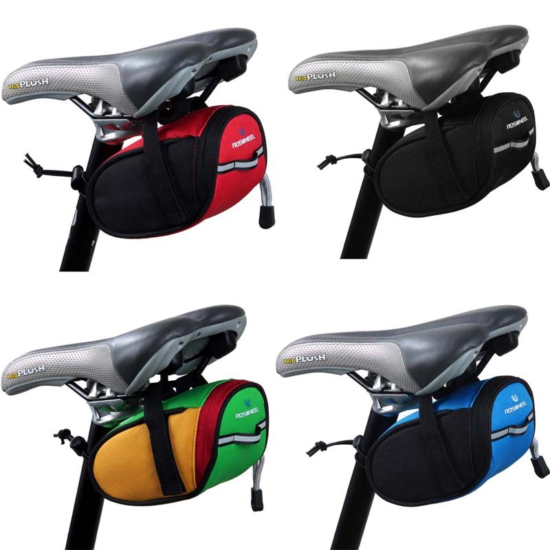 Roswheel-Water-Resistant-Bike-Saddle-Bag-Back-Seat-Quakeproof-Foam-Bicycle-Bag-Rear-Tail-Pouch-Mountain