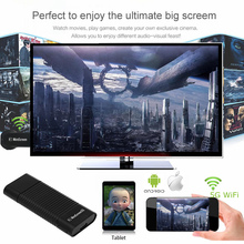 MiraScreen 5G Wifi Wireless Display TV Stick Dongle Miracast Airplay DLNA HDMI Receiver iOS Android - Everday Likes Store store
