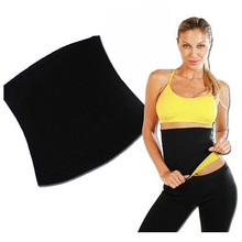 2015 Hot Neoprene Slimming Waist Belts Cinchers Body Shaper Slimming waist training corsets Plus Size bodysuit women(China (Mainland))