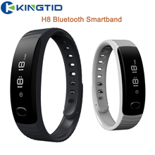 Buy H8 Smart Band Bluetooth Bracelet Pedometer Fitness Tracker Smartband Remote Camera Wristband Android iOS pk mi band 2 for $18.90 in AliExpress store