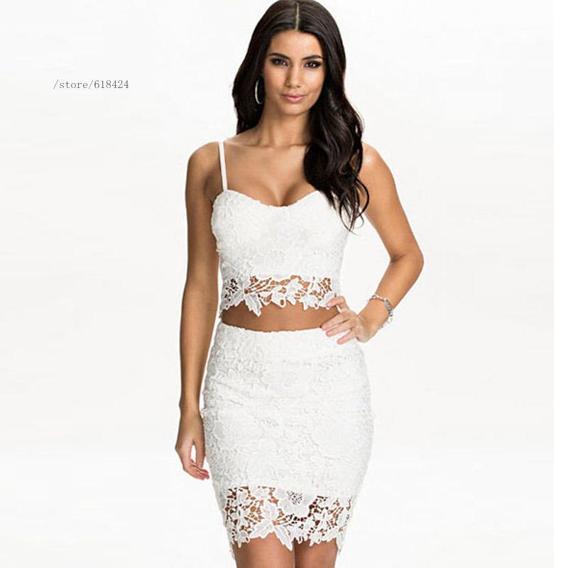 Cheap Dress Two Piece