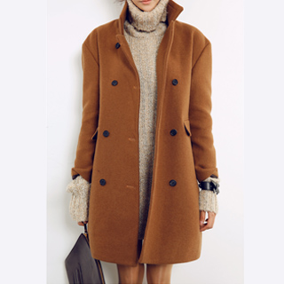 Long Brown Jacket | Outdoor Jacket