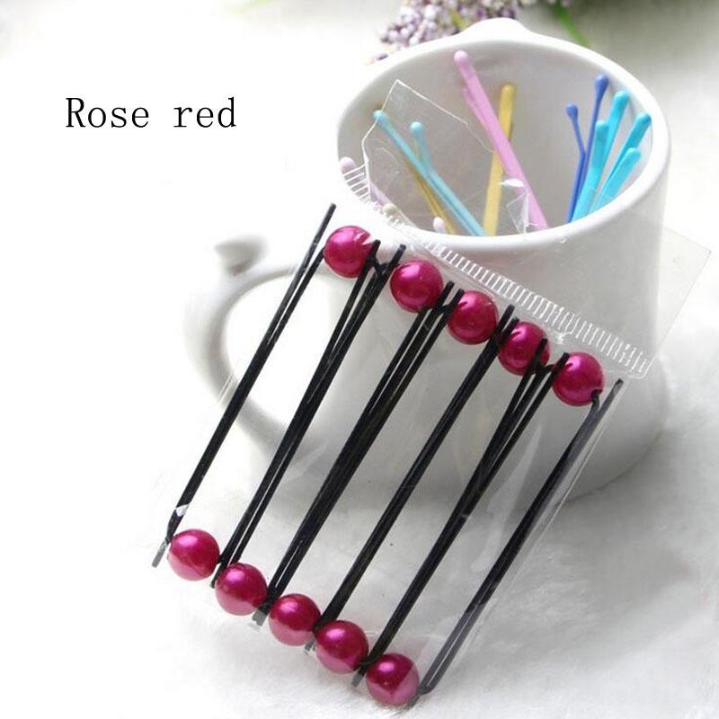 10Pcs/lot new 6cm U shape hair clip hair accessories hair tool