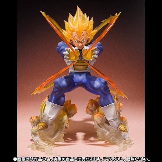 2015 16cm Anime Dragon Ball Z Dragonball Super Saiyan Vegeta Battle State Final Flash PVC Action Figure Model Toy Free shipping(China (Mainland))