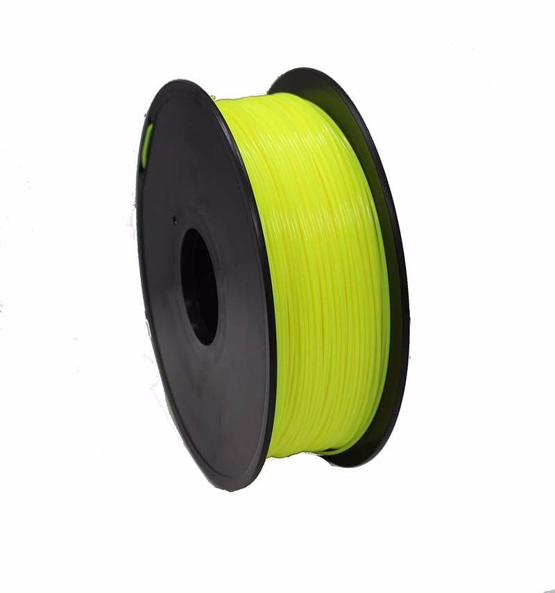 Malloom ABS 5 X 1.75mm Fluorescence Filament ABS Modeling Stereoscopic for 3D Printer Pen