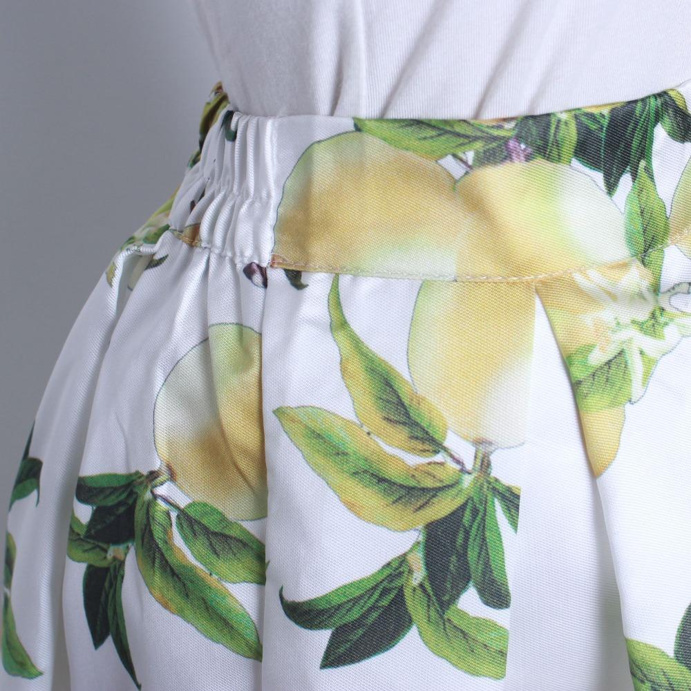 HTB1avd5QFXXXXcsaXXXq6xXFXXXT - GOKIC 2017 Summer Women Vintage Retro Satin Floral Pleated Skirts Audrey Hepburn Style High Waist A-Line tutu Midi Skirt