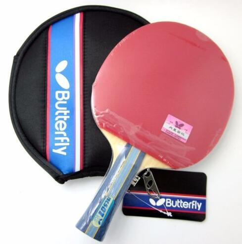 Butterfly TBC 501 502 Table Tennis Ping Pong Racket Paddle Bat Blade Shakehand FL(China (Mainland))