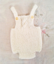 Cheapest Baby Romper Newborn in soft mohair  Newborn photography props(China (Mainland))