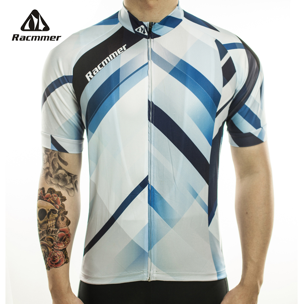 Racmmer 2016 Quick Dry Cycling Jersey Summer Mtb Bicycle Men Short Clothing Ropa Bicicleta Maillot Ciclismo Bike Clothes #DX-06(China (Mainland))