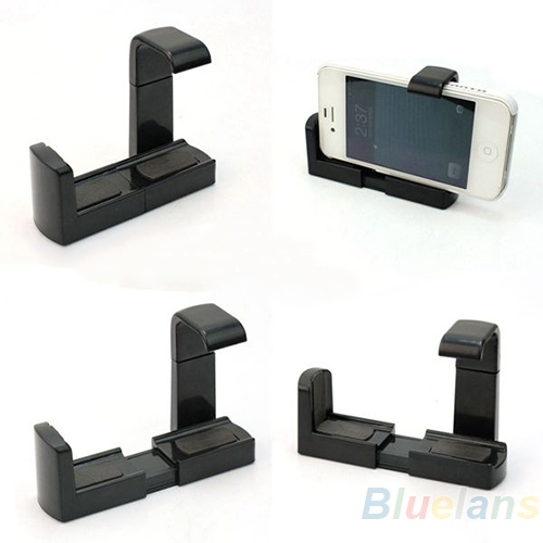 Cell Phone Bracket Adapter Mount Holder For Tripod iPhone 4 5 4s 5s 04OI(China (Mainland))
