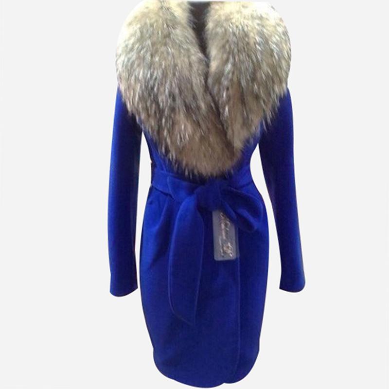Гаджет  NEW 2015 Autumn Winter Coat ovo collar Long Outwear belt long-sleeved coat warm winter clothing wool coat female LQ8888M None Одежда и аксессуары