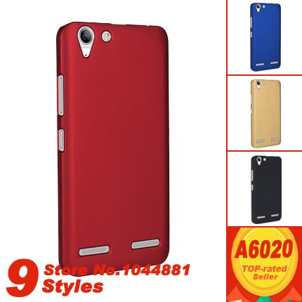 Lenovo A6020 case cover plastic New Hard plastic case lenovo k5 A6020 case Multi colors PC Lenovo 6020 phone case