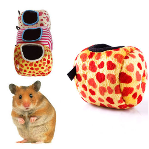 8 x 8cm Rat Hamster Parrot Ferret Rabbit Squirrel Toy House Hammock Hanging Bed #46654(China (Mainland))
