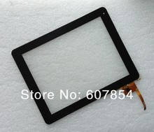 W161 9.7 inch Window N90FHD tablet touch PINGBO PB97A8585-T970 971-H black Tablet PC  capacity touch screen panel free shipping
