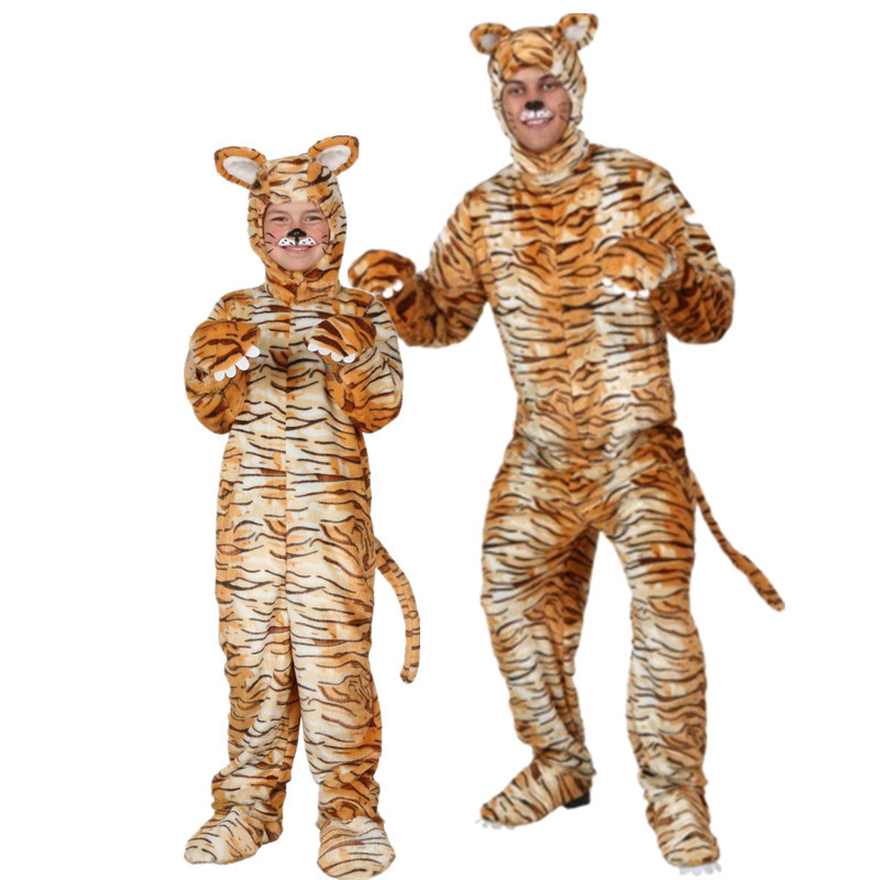 Acquista all ingrosso online mens tiger costume da