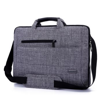 Бринч марка 14 15 14.6 15.6 дюймов ноутбук чехол для ноутбука сумка для мужчины женщины крышка чехол портфель плеча сумку
