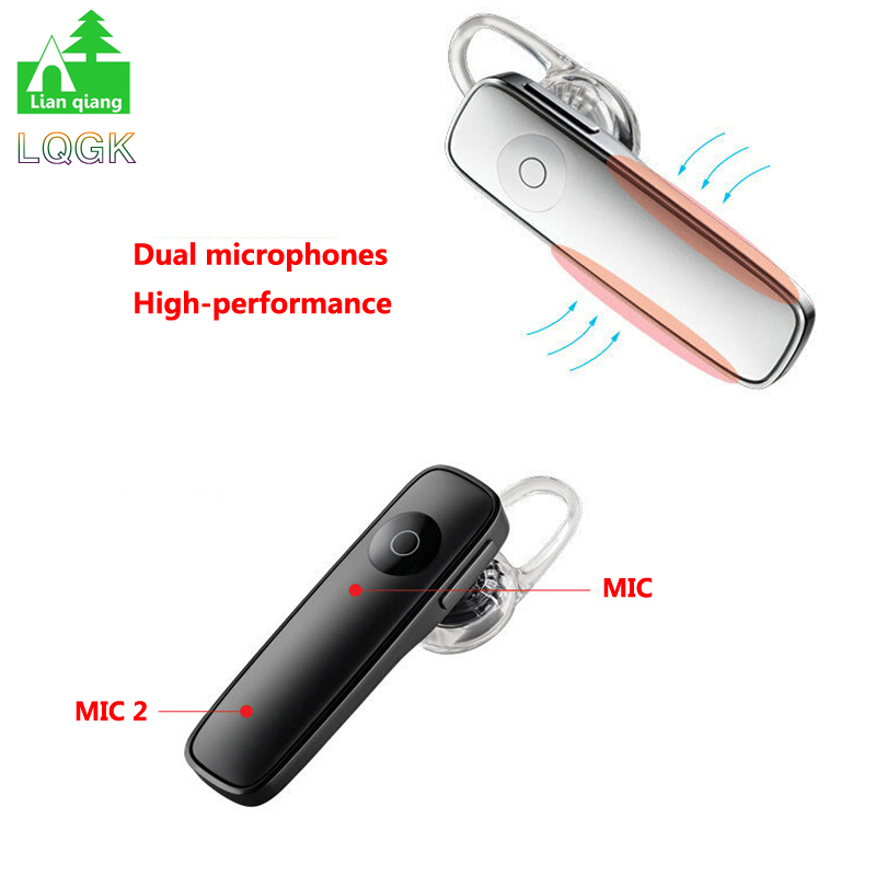 LQGK 2016 stereo headset bluetooth earphone mini V4.0 support self pictures wireless handfree universal for all smart phone(China (Mainland))