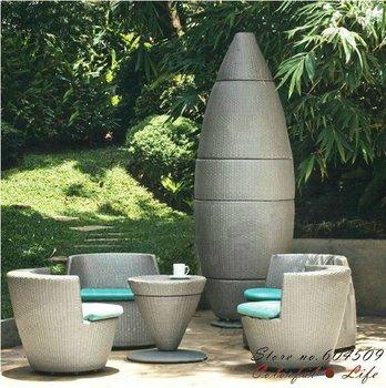 Top Sale Creative Rattan Outdoor Furniture,YSF-N008,OEM