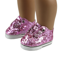 Fashon Shoes For 18inch American Girl Doll 45cm Doll Accessories(China (Mainland))