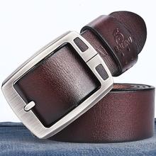 2014 male 100% genuine leather strap cowhide automatic buckle  fashion luxury belt mens belts luxury