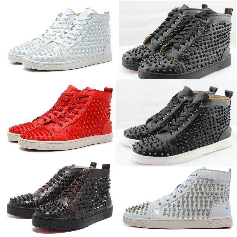 Men\u0026amp;#39;s Red Bottom Sneakers Reviews - Online Shopping Men\u0026amp;#39;s ...
