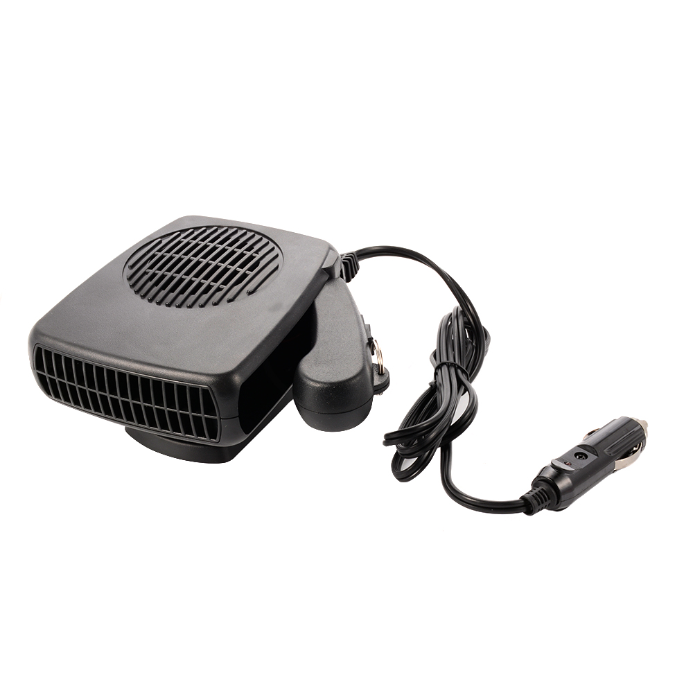 2in1 Car Auto Portable Ceramic Heater Cooler Dryer Fan Defroster Demister MA460(China (Mainland))