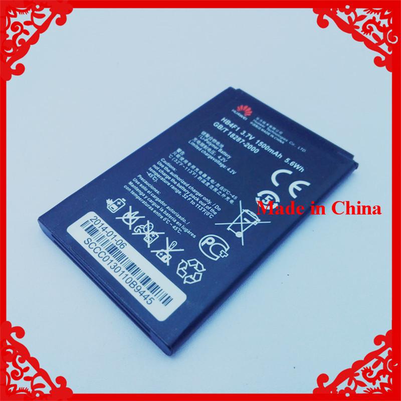 Original Battery 1500mAh HB4F1 For Huawei Ascend E5331 T8808D C8820 U8230 U9140 U8520 C8600 U8220 U8800 E5 C8800 E5830 U9120(China (Mainland))