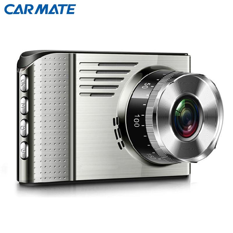Гаджет   New Metal body Car dvr Novatek 96650 full hd 1080p camera car video Recorder 3.0